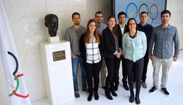 Einmalige Exkursion im Studiengang Sport- und Eventmanagement: Ein Besuch beim IOC