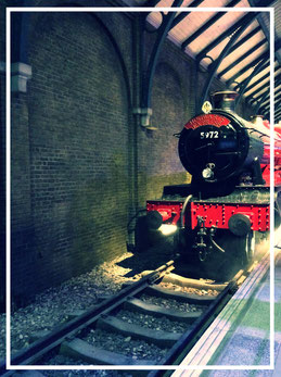 Hogwarts Express, Harry Potter Warner Bros. Studio Tour