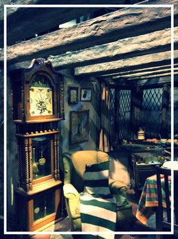Fuchsbau der Weasley