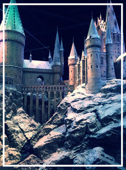 Hogwarts, Harry Potter Warner Bros. Studio Tour