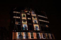 MUR DES LYONNAIS HOTEL DE REGION