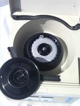 Zentrifuge ABBOTT für die Chromatographie/ Chemie