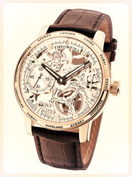 BaselWorld, Trends, Tufina Watches, inside-out, mechanical, skeletonizing, watches