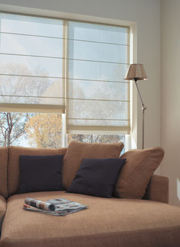 raamdecoratie, binnenzonwering, vouwgordijnen, gordijnen, raambekleding, solis zonwering, verano, raamdecoratie amsterdam