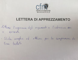 CFM_ Workshop_Team_Building_Lettera_apprezzamento_AZ_CSV_Cosenza