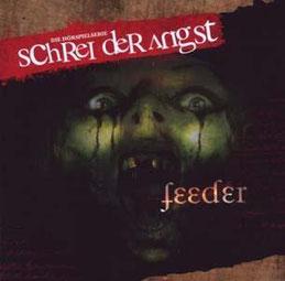 CD-Cover Feeder Schrei der Angst