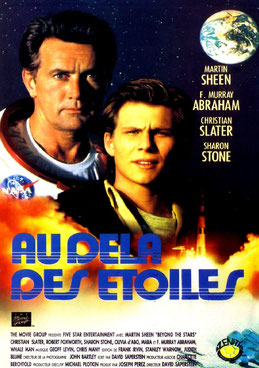 Au-Delà Des Etoiles de David Saperstein - 1989 / Science-Fiction