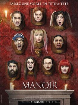 Le Manoir de Tony Datis - 2017 / Comédie - Horreur