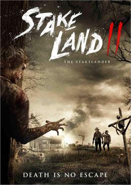 Stake Land 2 de Dan Berk & Robert Olsen - 2016 / Horreur