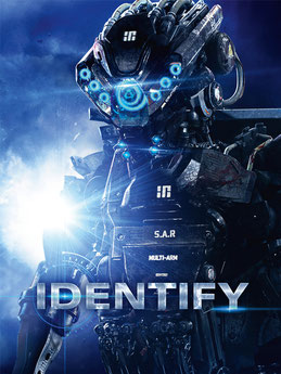 Identify de Steven Gomez - 2016 / Science-Fiction