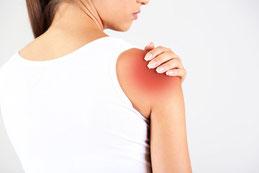 Schmerzen - STO Behandlung