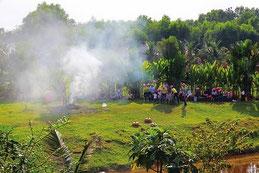 Visit the Green farm in Cu Chi