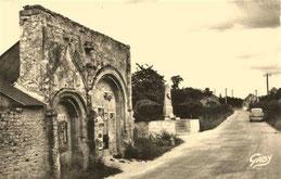 Abbaye de Montier la Celle