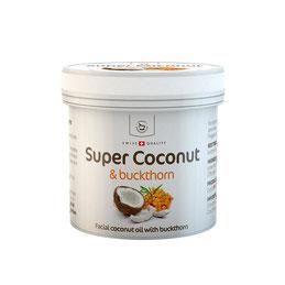 Super Coconut & Buckthorn moisturiser from Live in the Light