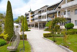 Hotel Moerisch auf dem Sonnenplateau oberhalb vom Millstätter See - © Claudia Bruckmann
