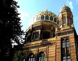 Synagoge Oranienburger Straße
