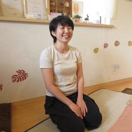 心の勉強会で聞いた仏教の話で目からウロコが落ちたという女性