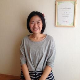 松井式気功整体で家族のケアが出来るようになったという女性