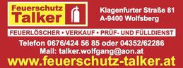 Feuerschutz Talker Wolfgang