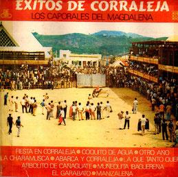 Éxitos de Corraleja, Los Caporales del Magdalena.