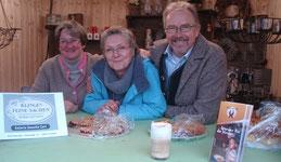 Sonja, Dörte & Kalle sammeln für Child Care