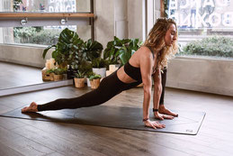 Detoxing and Fat Burning with Yoga