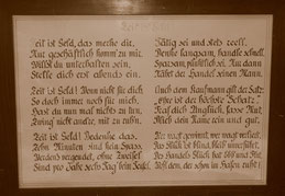 Gedicht von Ignaz Rottensteiner