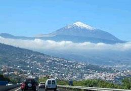 Teide - höchster Berg auf Teneriffa