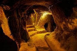 cité souterraine de Naours somme