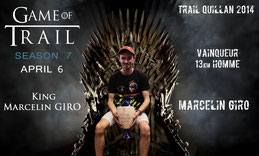 Trail Quillan - Marcelin Giro