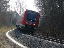 Baureihe 612, Foto: A. Gutwein
