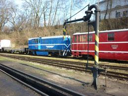 Zug der JHMD, Foto: Fojsinek (Wikipedia)
