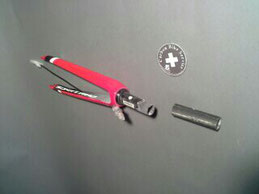 Carbongabel zu kurz abgeschnitten Schaftverlängerung Carbon