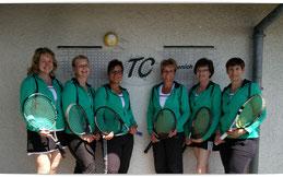 Bereits einen Spieltag vor dem Saisonende brachten die Damen 40 des TC Lövenich den Aufstieg in die Verbandsliga unter Dach und Fach.