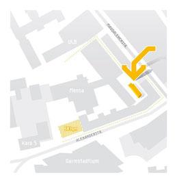 603qm Café Ersatz in der Magdalenenstraße