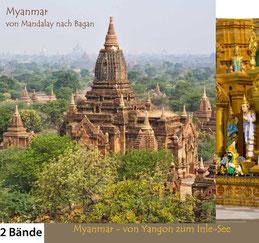 Bildband Myanmar, Burma, Birma,