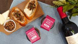 栃木県産きくらげとかんぴょうの佃煮