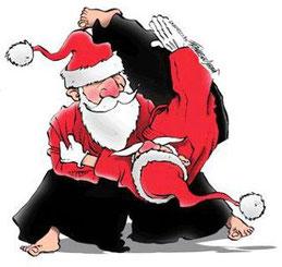 Frohe Weihnacht wünscht das ADW