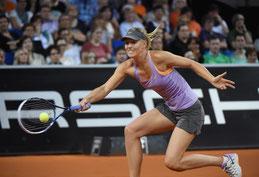 Maria Sharapova aus Russland