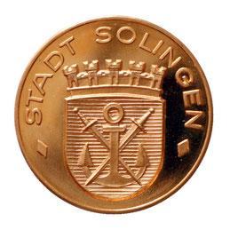 Münze Solingen