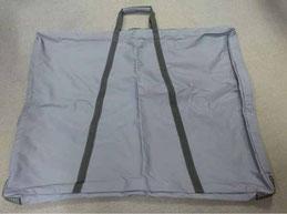 In den soliden Transporttaschen sind Ihre Messegrafiken gut zu transportieren und gleichzeitig geschützt