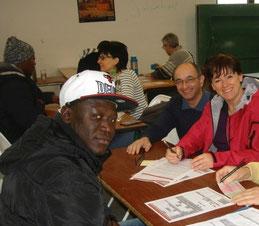 Arbeitsgruppe Jobs unterstützt bei der Job Suche
