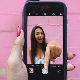 kreative Fotografie Tipps für das Handy für Teenager