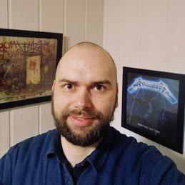 Tom, Gründer von vinylfortrees.org