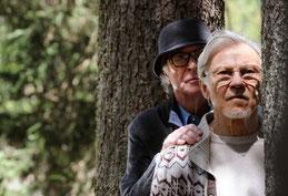 Michael Caine et Harvey Keitel: Paolo Sorrentino vous présente ses meilleurs vieux (©Pathé Distribution)