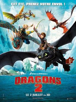 Dragons et Vikings, amis pour la vie (20th Century Fox)