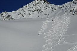 Oberalpstock - Val Strem - Sedrun