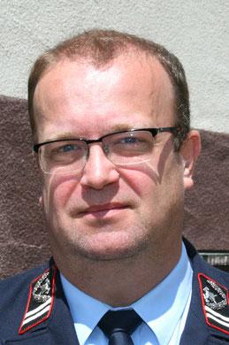 Peter Dausend, der Wehrführer in der Gemeinde Kleinblittersdorf.