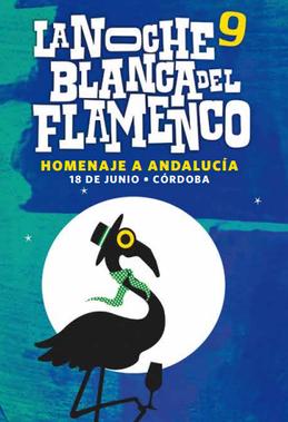 Fiestas en Córdoba La Noche Blanca del Flamenco