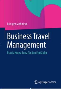 Buchtitel  Business Travel Management